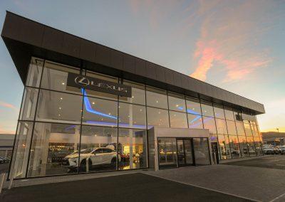 Lexus, Cardiff