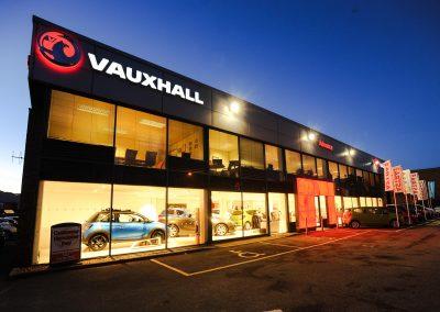 Vauxhall, Slough