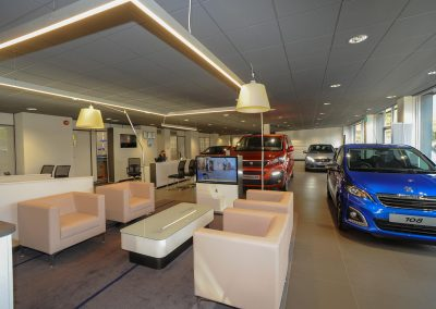 Peugeot, Romsey