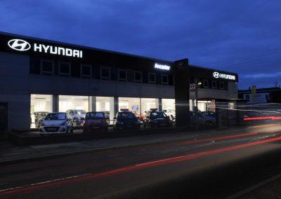 Hyundai, Croydon