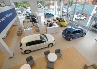 Volkswagen, High Wycombe