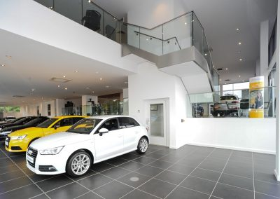 Audi, Bexley