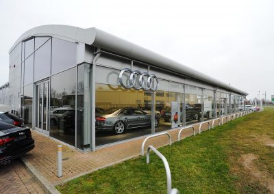 Audi, Eastbourne