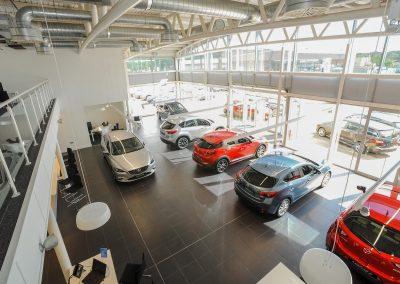 Mazda, Milton Keynes