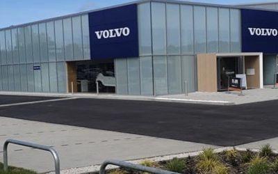 Volvo Canterbury